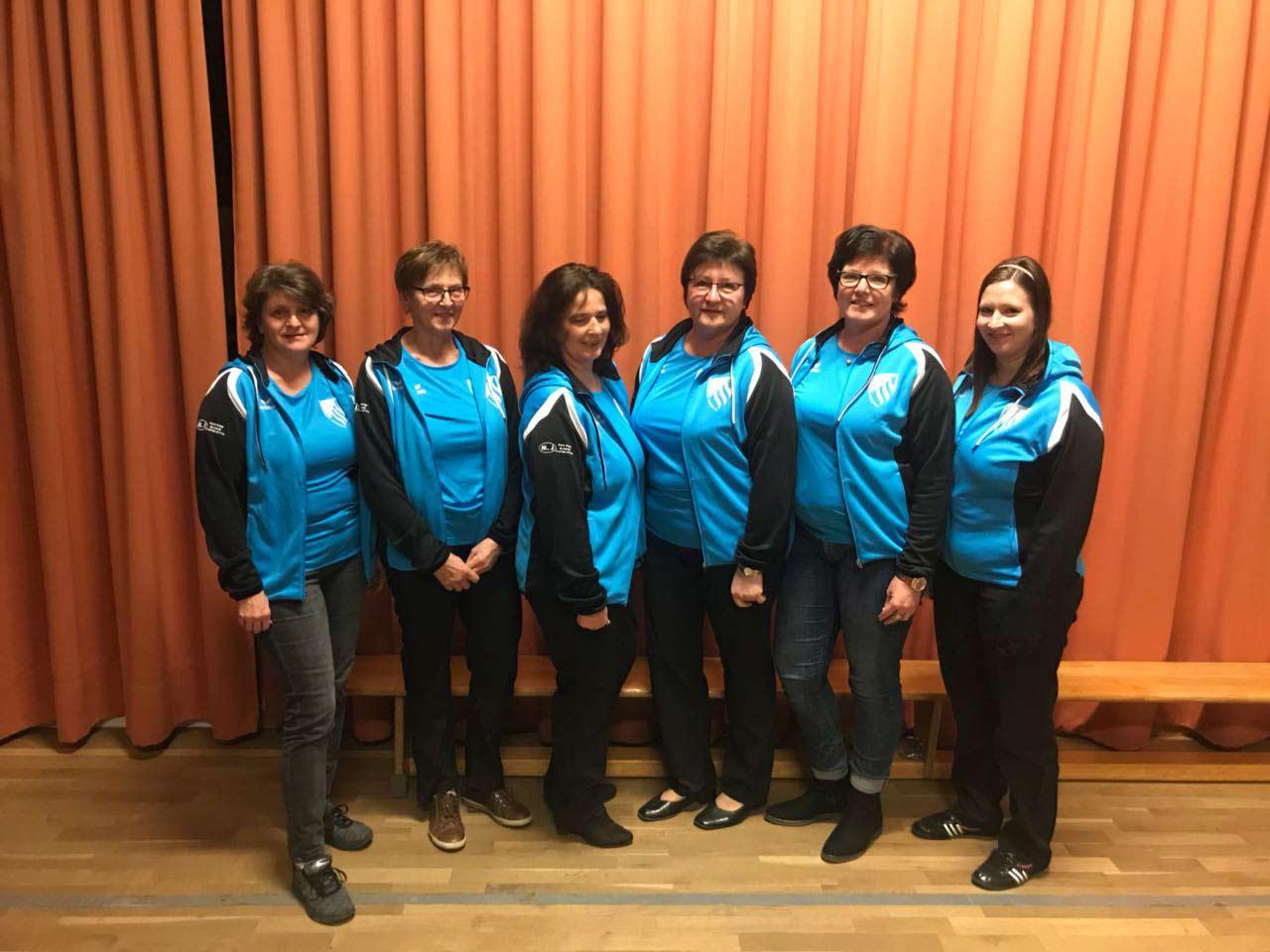 Das Team der Sport-Fit-Gesund Abteilung