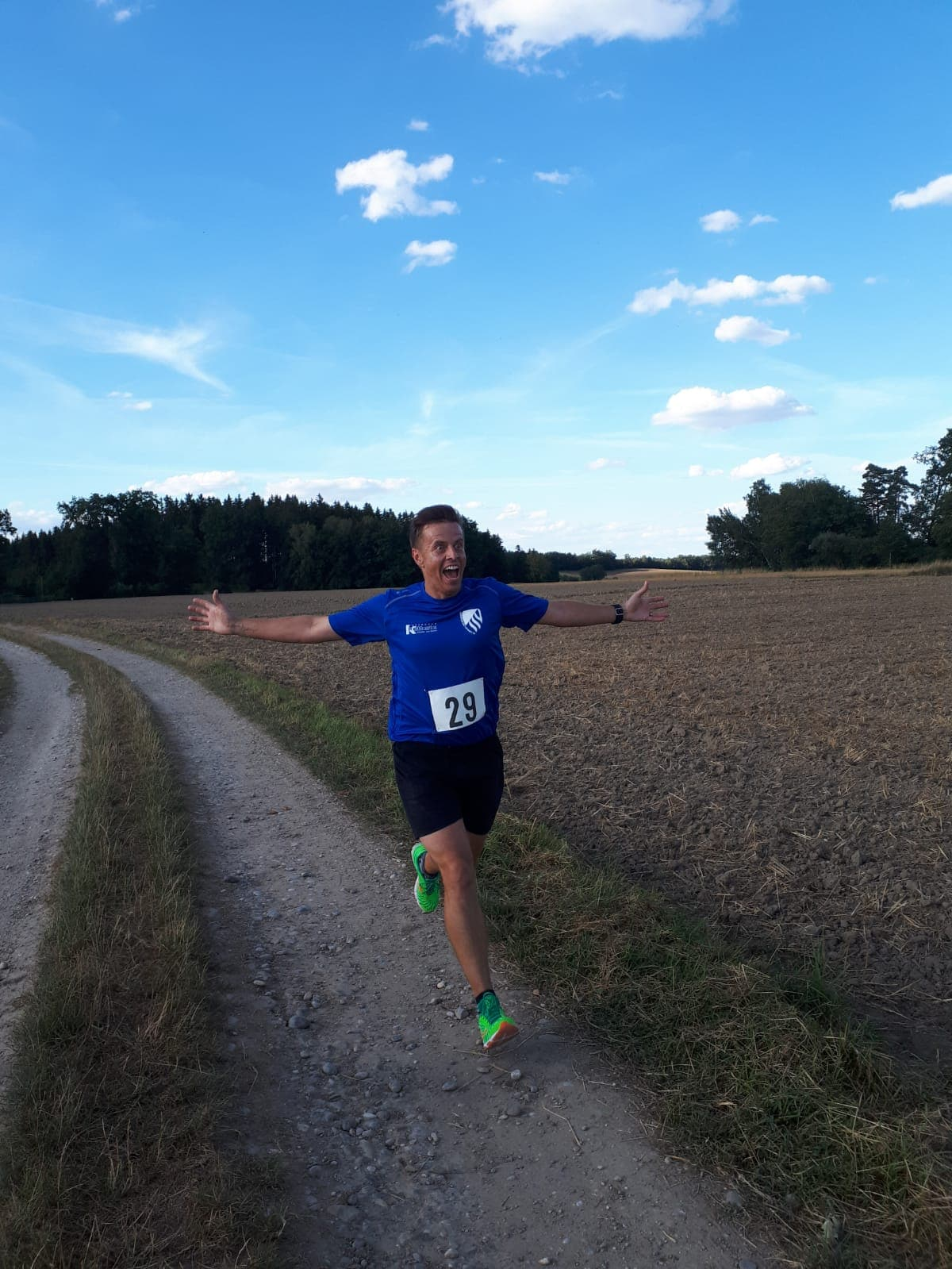 SSV Alsmoos-Petersdorf Sport-Fit: Staffellauf Aichach