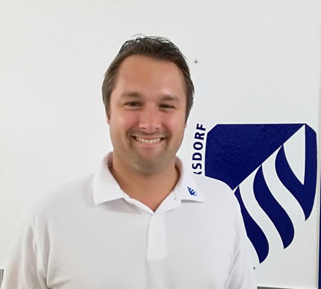 2. Vorstand Andreas Selig