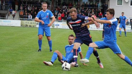 SSV Alsmoos Petersdorf Fußball