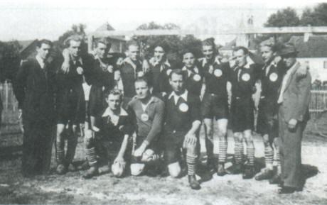 TSV Alsmoos Chronik